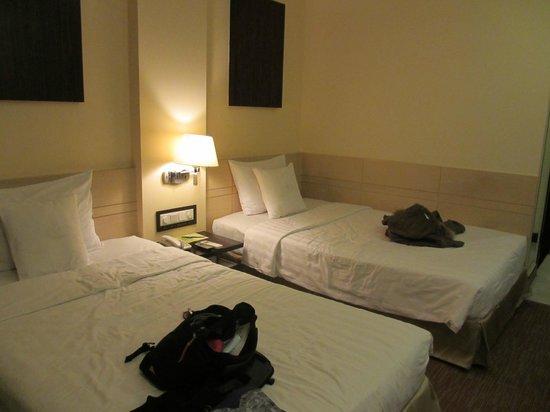 Palace Hotel Saigon: 客室