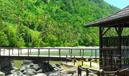 Aga Reef Resort: Island Villa