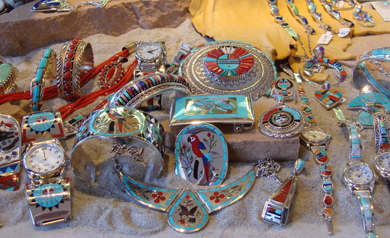 Placerville, CA: Authentic Native American Jewelry