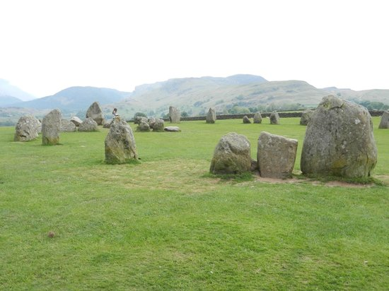 Ferndene Guest House: Castlerigg stone circle