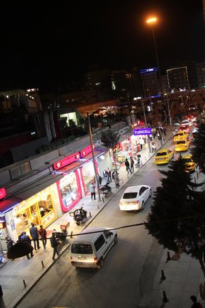 Alkoclar Istanbul Keban: vista camera 203