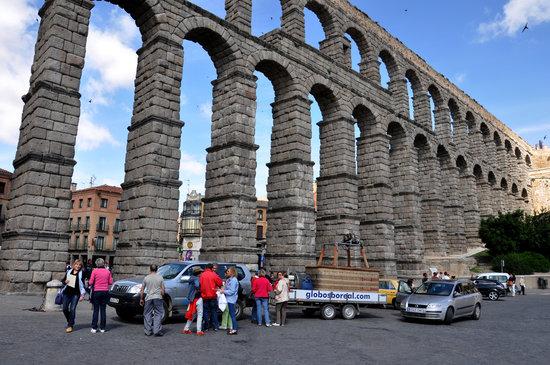 Globos Boreal Paseos en Globo en Segovia