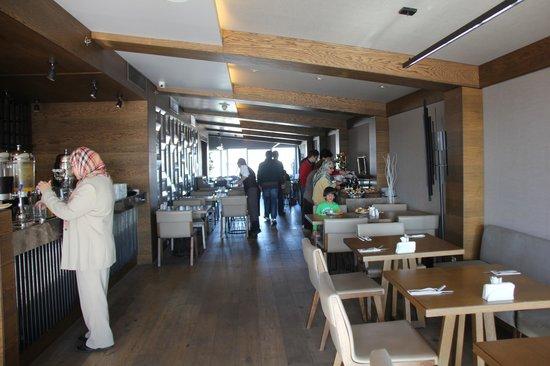 Alkoclar Istanbul Keban: colazione