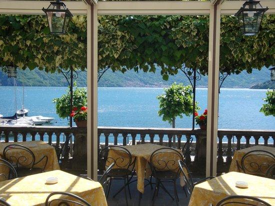 Terrace - Picture of Hotel Villa Marie, Tremezzina - TripAdvisor