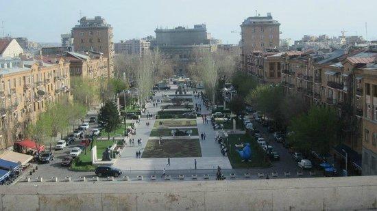 Yerevan Cascade : The Cascade
