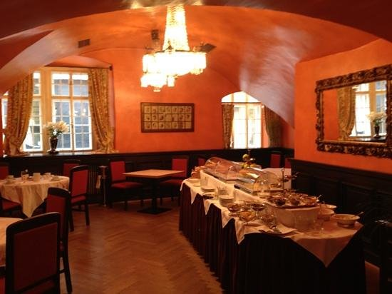"""Hotel Konig Von Ungarn : Il buffet del meraviglioso """"Frühstück"""""""