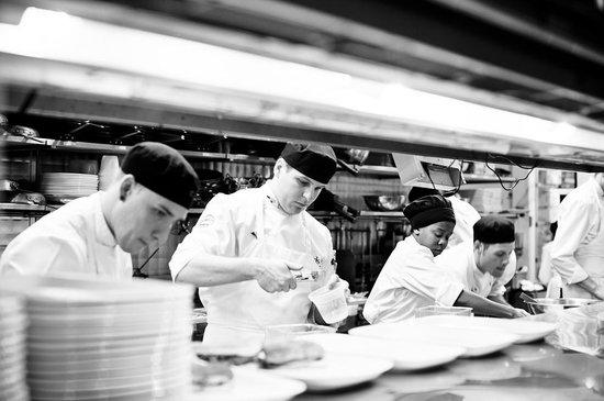Earls Whistler: Chefs hard at work