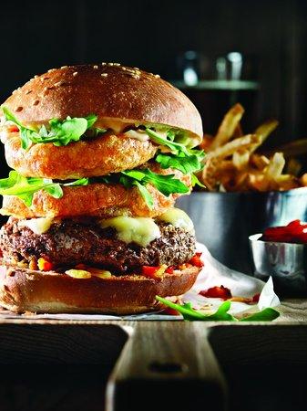 Earls Whistler: The Bronx Burger