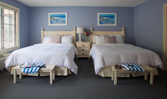 Southampton Inn: Guestroom