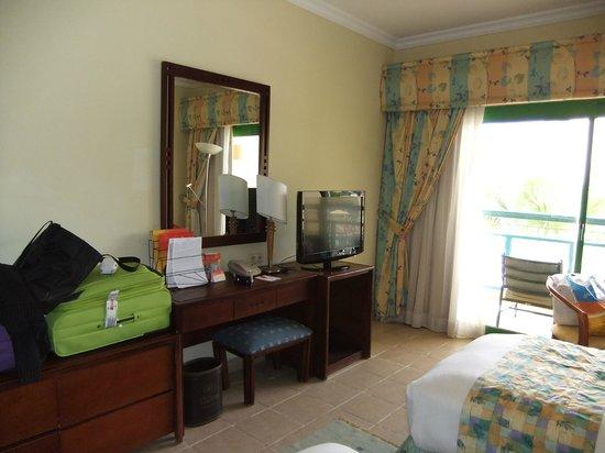Hilton Hurghada Resort: Zimmer #1118