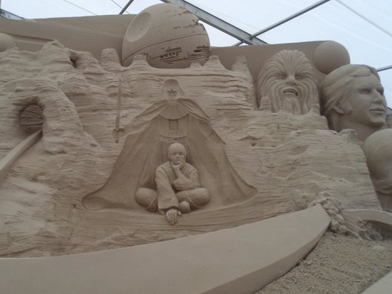 Weymouth, UK: Star Wars