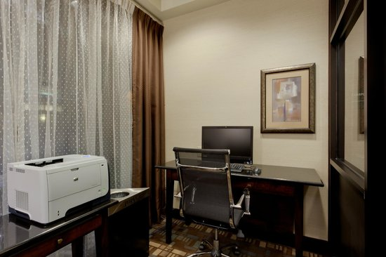 Hampton Inn Manassas: Business Center