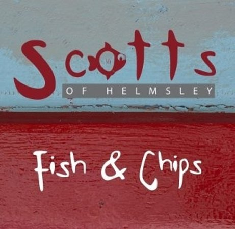 Scotts of Helmsley: Best Fish & Chip shop 2013