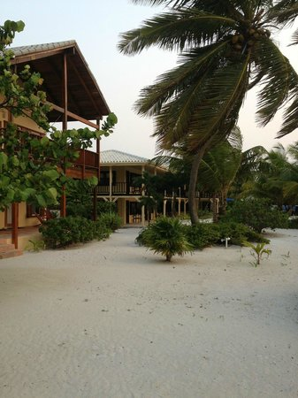 El Pescador Resort: Buildings and grounds are immaculate