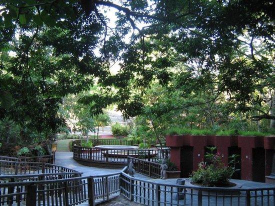 Hotel Borinquen Mountain Resort: Grounds