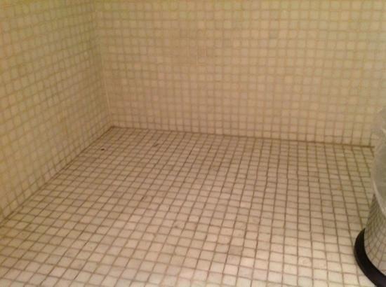 Hotel Brussels: salle de bain salle
