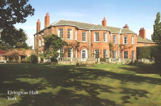 Elvington Hall