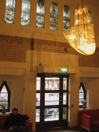 Lloyd Hotel & Cultural Embassy: ingresso