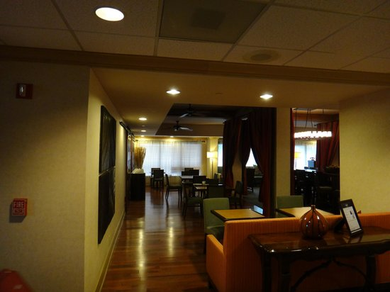 Hampton Inn Austin - Arboretum Northwest: Breakfast area