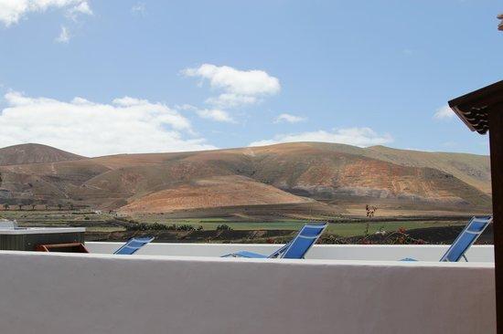 La Casona de Yaiza: terrace