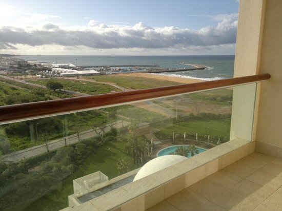 Crowne Plaza Vilamoura - Algarve: View from room 821