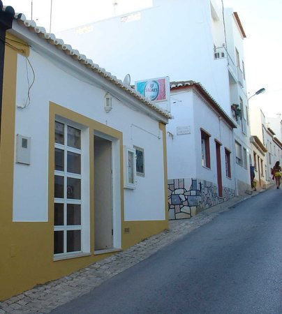 Burgau, Portugal: Bar