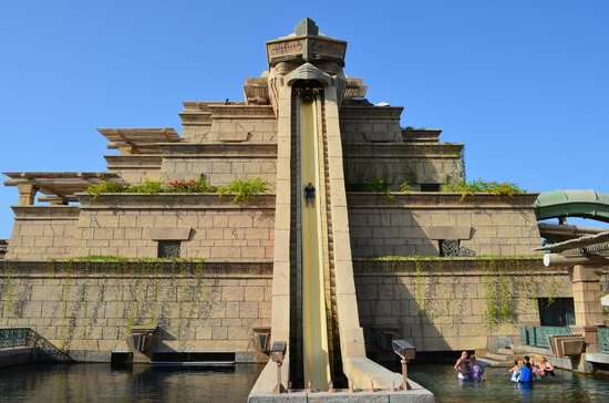 Atlantis, The Palm: Aquadventure