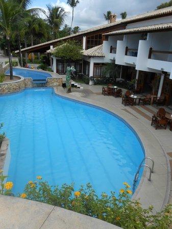 Poty Praia Hotel : pileta