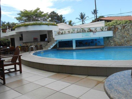 Poty Praia Hotel : bar