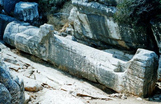 Kouros Statue