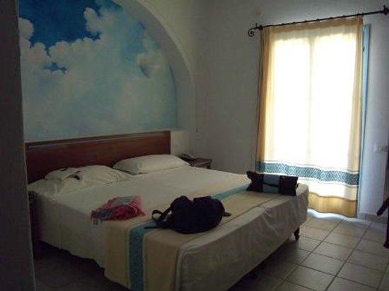 Veraclub Costa Rey: la stanza