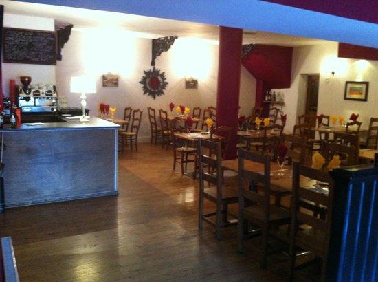Ratatouille: restaurant