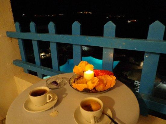Hotel Atlantida Villas: Романтическое настроение