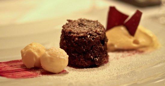 Kristallhutte im Zillertal: Dessert