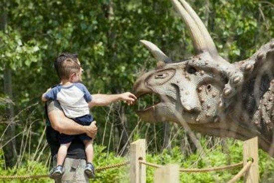 Secaucus, Nueva Jersey: Triceratops