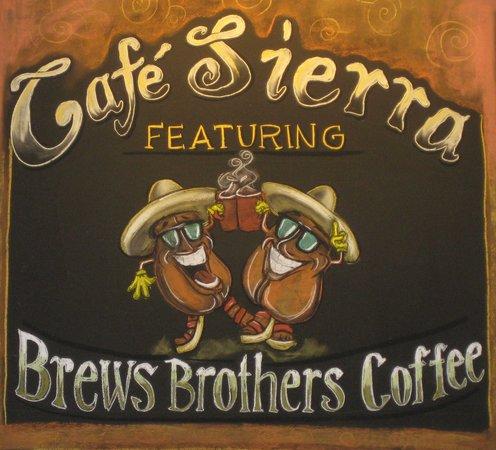 Cafe Sierra: bbc