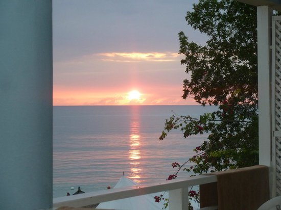 Azul Beach Resort Sensatori Jamaica by Karisma: debut coucher de soleil