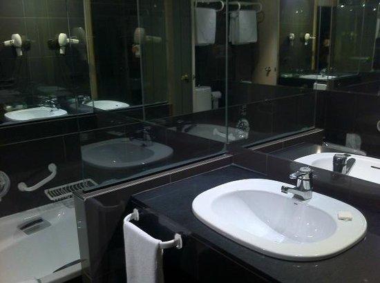 Hotel Puerta de Burgos : Cuarto de baño