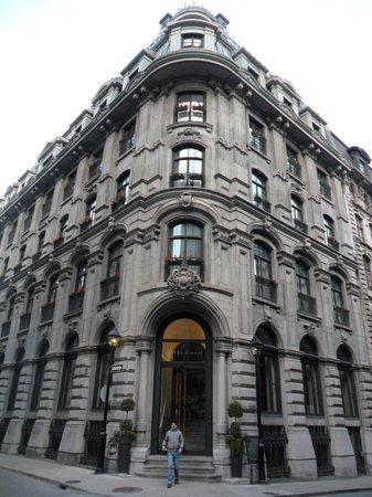 Hotel Gault: Ingresso