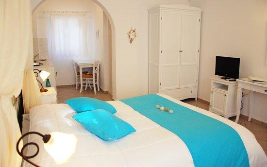 Reverie Santorini Hotel : Studio