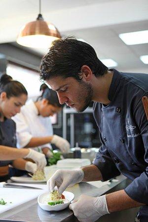 San Jose Metro, Costa Rica: Nuestro chef