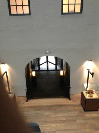 Alma Barcelona: interior space