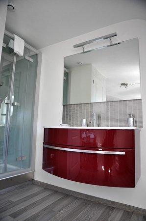 salle d\'eau design - Picture of La Meloise, Le Mele-sur ...