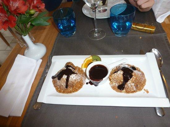 La Chaumine: Le dessert