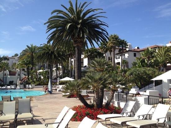 Bacara Resort & Spa: the pool