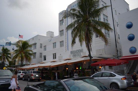 Beacon Hotel: Ocean Drive