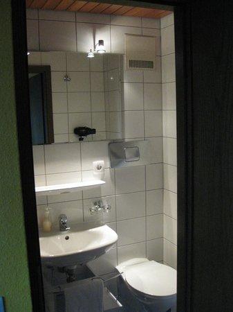 Hotel Bitzer: Badezimmer