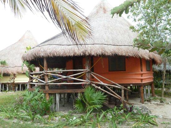 Hotel Villas Delfines: Bungalow