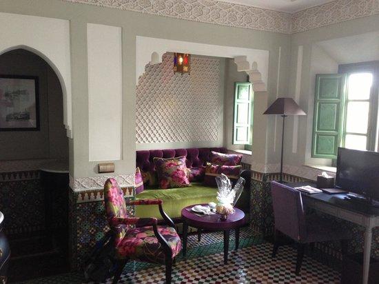 Palais Faraj Suites & Spa: Luxurious elbow-room