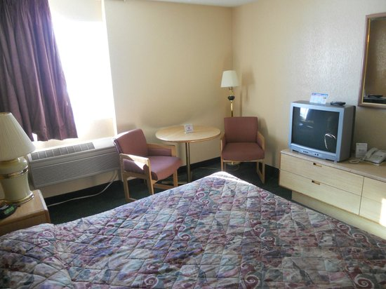 Budget Host Inn Mankato : Single Room